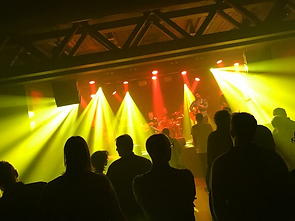 Bassgarasjen - Innstalasjon