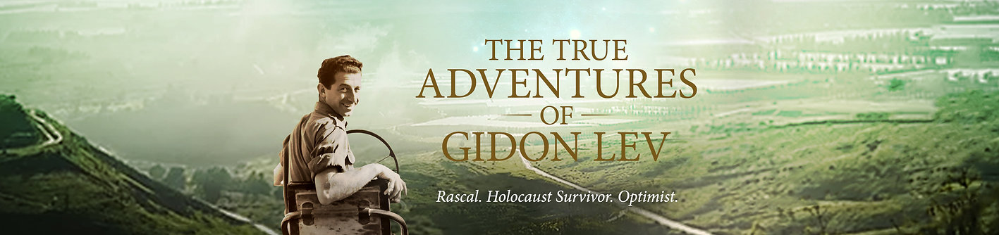 True Adventures of Gidon Lev