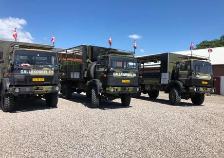 Militärlastbilen
