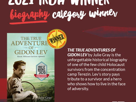 Indie Discovery Awards Winner!