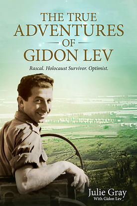 The-True-Adventures-of-Gidon-Lev-Kindle