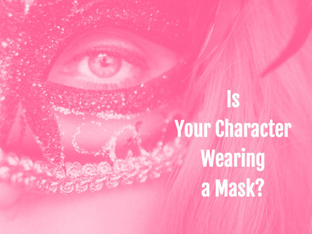 Is Your Character Wearing a Mask?