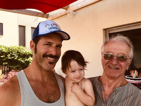 Three Generations: One Photo