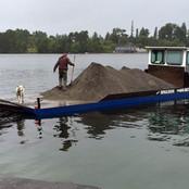 Small Lake Barging