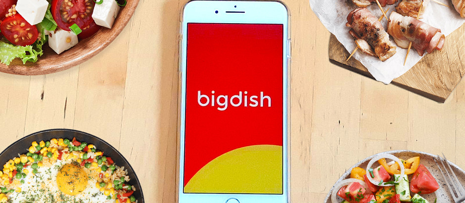 BigDish: the restaurant discounts app that made me a happy celiac!
