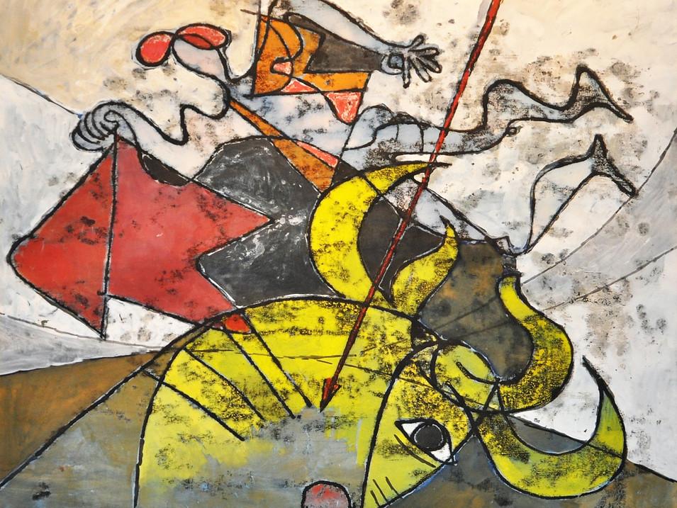 Bull Fight (1947)