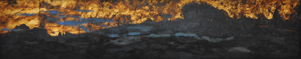 Sunset at Singeorz