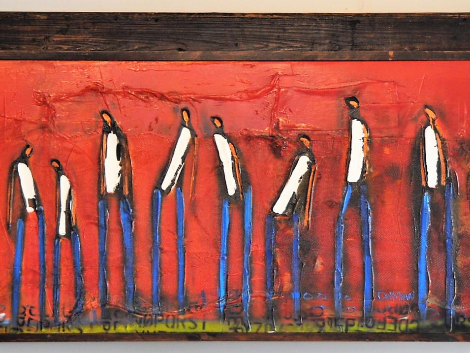 Red Sea of Men