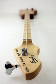Bailey Guitars 'one is more not four' single stringed midi bass