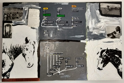 the greyness #4. equine bisector - ableton interface control