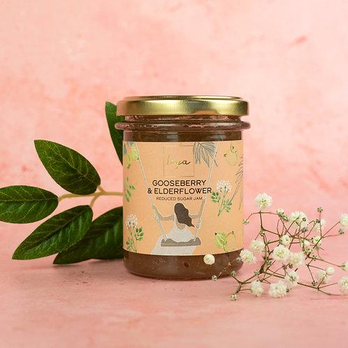 Gooseberry & Elderflower Jam