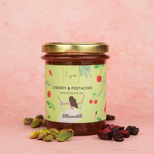 Cherry & Pistachio Jam