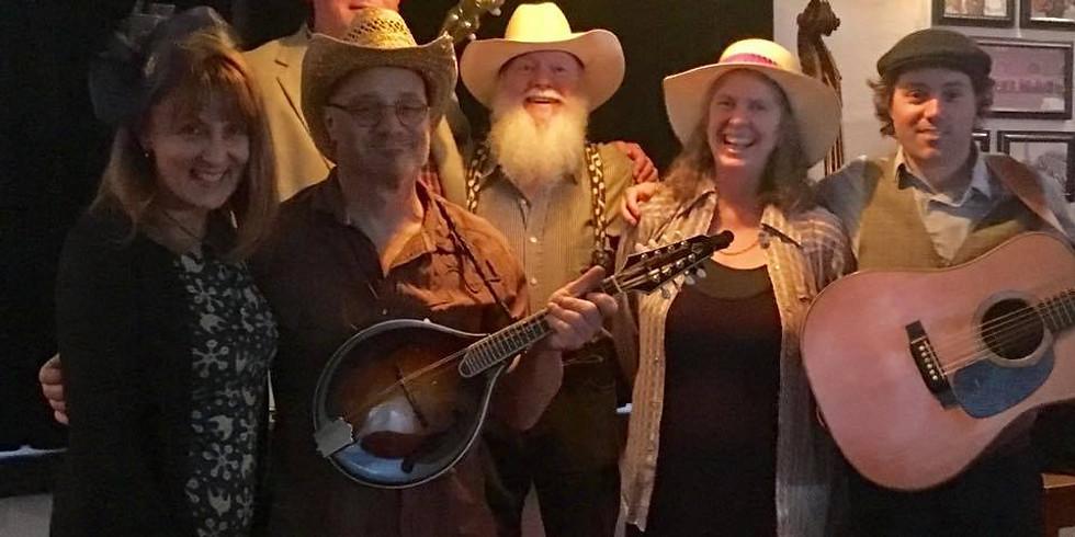 Bluegrass Performance Jam at the Landmark Saloon