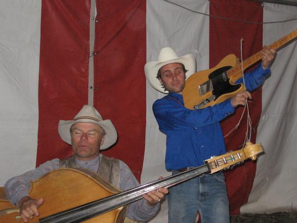 NMMI Trail Ride El Caso Ranch Quemado, N