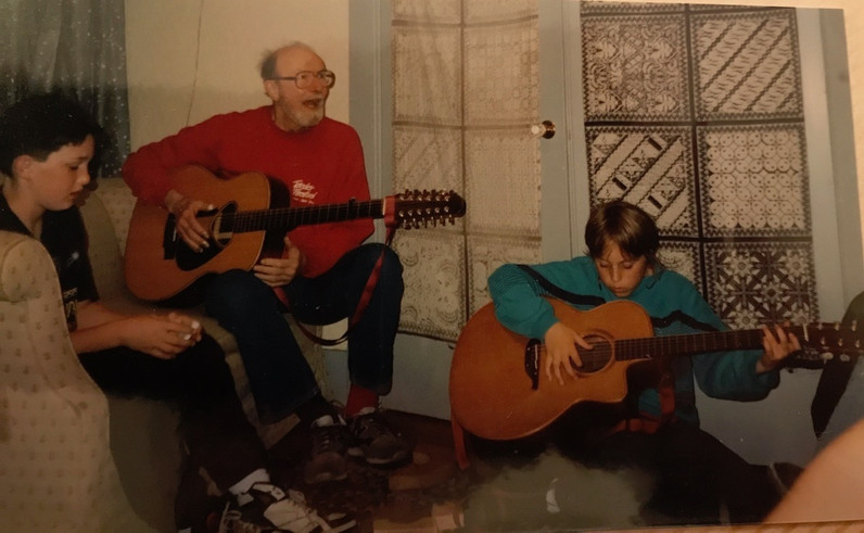 Jamming With Uncle Peter.jpeg