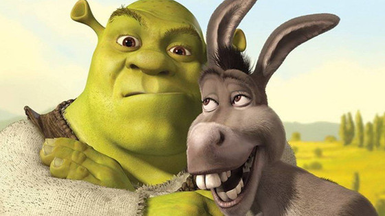 A bit like donkey...