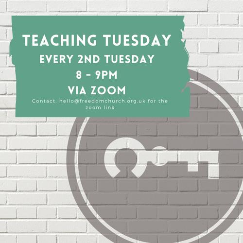 Teaching Tuesday