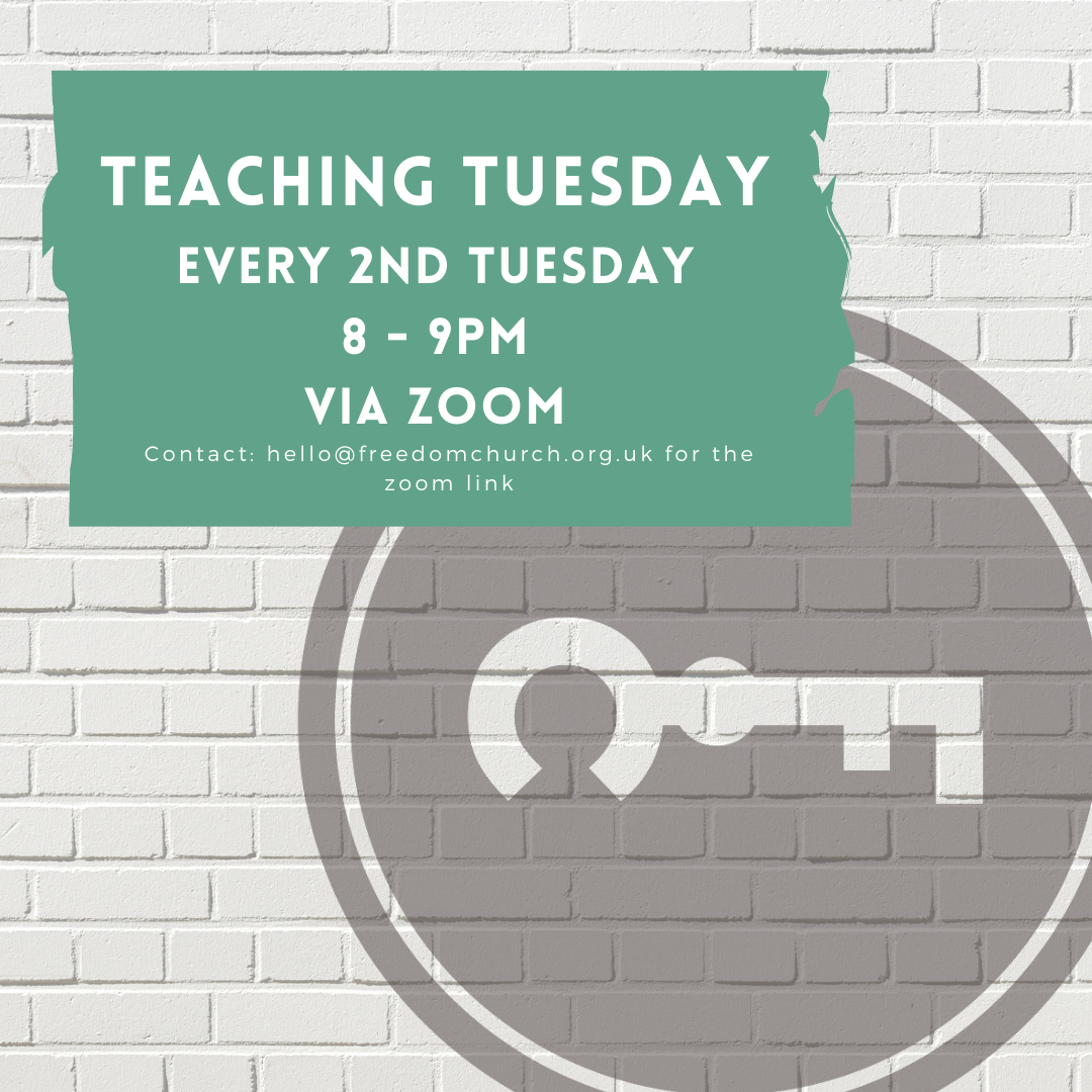 Teaching Tuesday