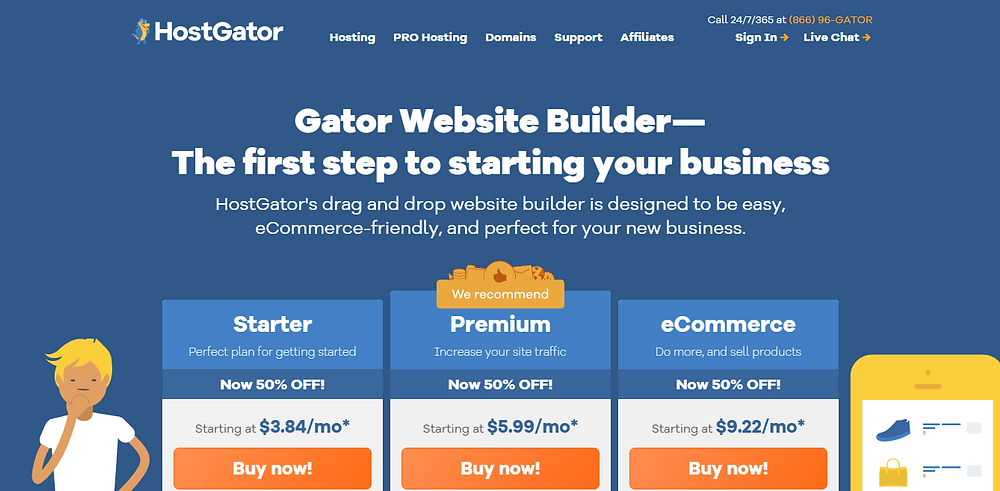 best website builder with intuitive commerce tools