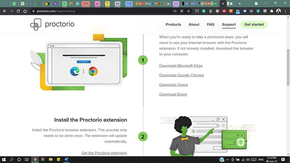 Proctorio Google Image 3
