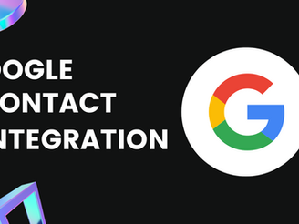 Google Contact Integration