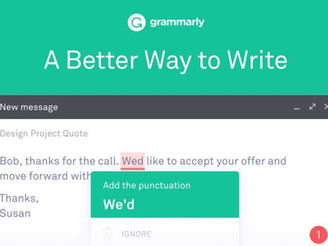 Grammarly Review Tool For SEO