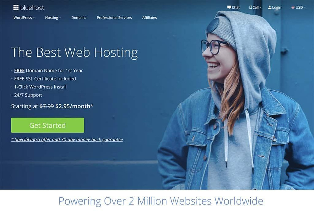 personal virtual server