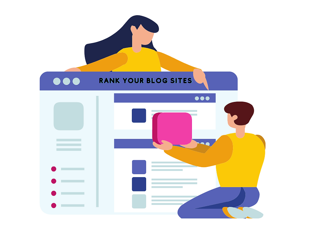 Ranking your blog sites in 2021