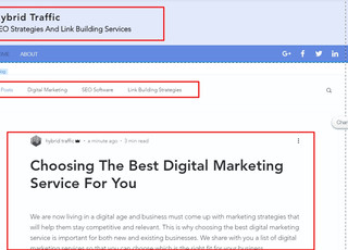 Top 5 Ranking Web 2.0 Blog Sites List For SEO And Tutorials [Updated 2021]