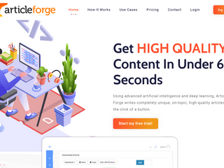 Article Forge Review: Does It Produce High-Quality SEO Content?