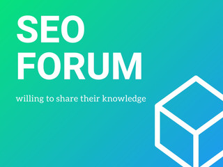 Top 5 SEO Forum In 2020