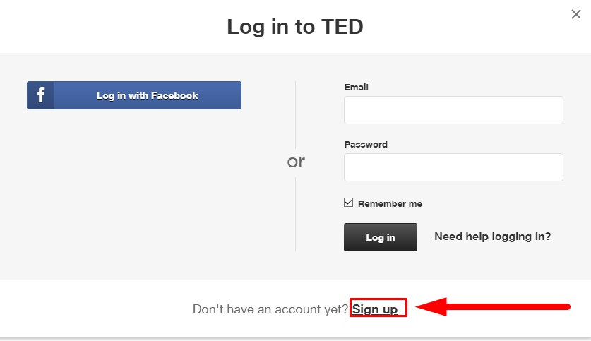 ted free backlinks