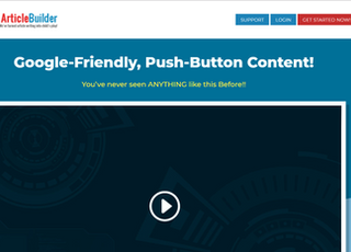 Article Builder Review: Is it still an Effective Content Generator Software?