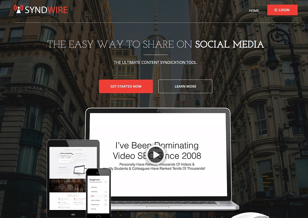 syndwire syndication tool