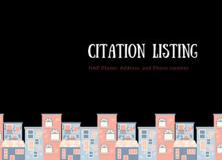 List Of Citation Websites In 2020