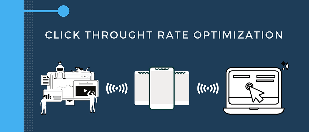 How to optimize click through rate