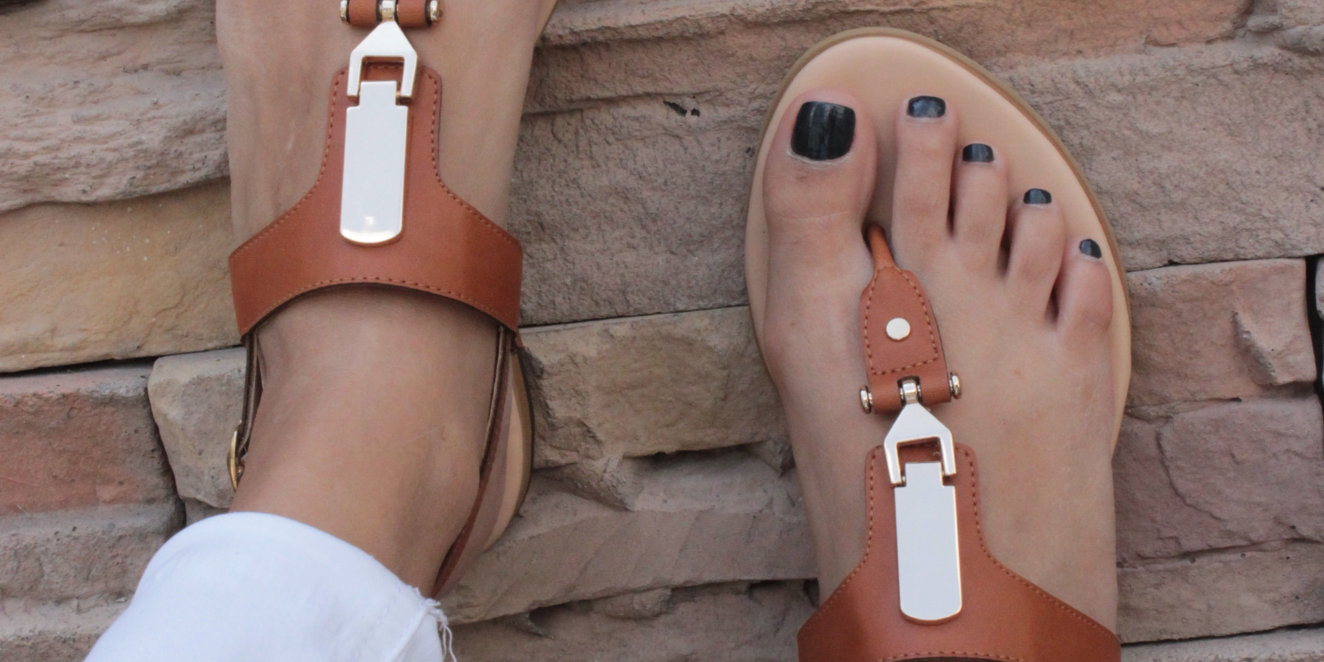 sandalias mujer planas
