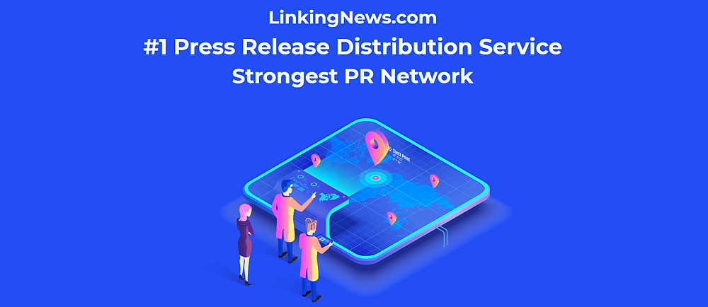 Press release distribution services for SEO