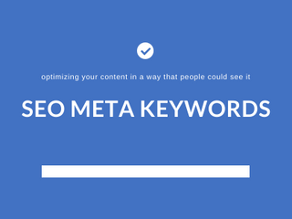 SEO Meta Keywords