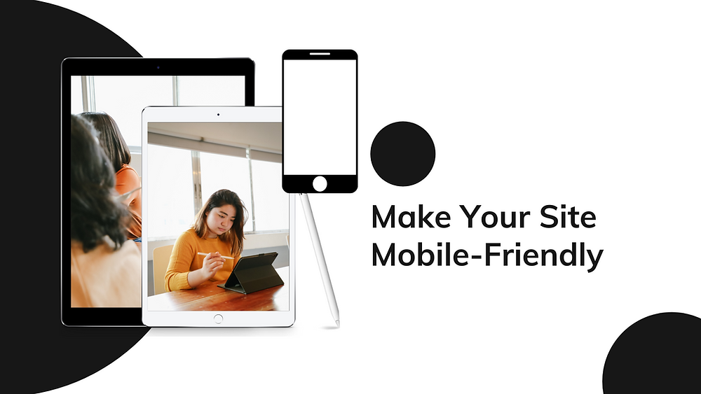 Site Mobile-Friendly For SEO