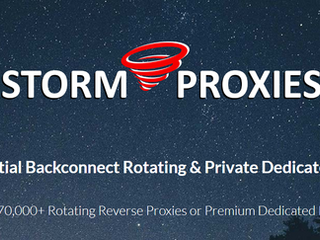 Storm Proxies Review - Is It The Best Residential Rotating Proxy?