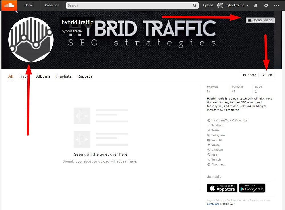 hybrid traffic seo fortress