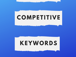 SEO: Is Ranking For Competitive Keywords Hard?