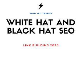 Difference Between White Hat And Black Hat SEO