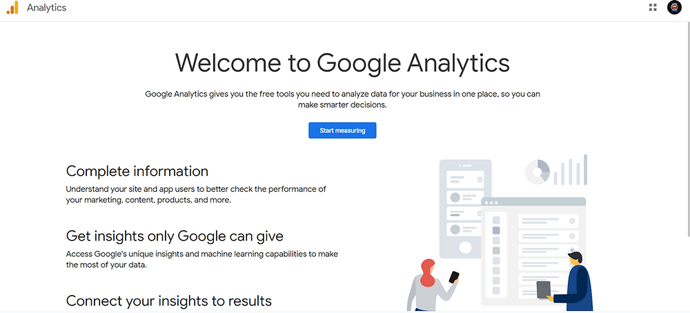 Google analytics review