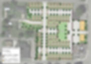 Village Green of Old Hickory neighborhood master plan