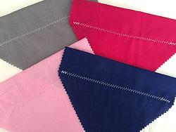 Plain Slider Dog Bandanas, Advertising, Dog Grooming, Trade, Wholesale, Printing, Handmade UK