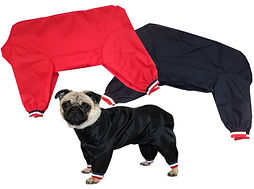 Dog Trouser Suits, All in one dog trouser suits, Dog Suits