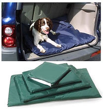 Tough Pads, Waterproof Dog Beds, Cars, Kennels, Crates UK
