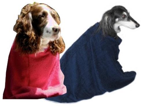 Dry Dog Bags, Handmade in UK, Dry Dogs, Dog Clothing, UK Dog Clothing, Beds